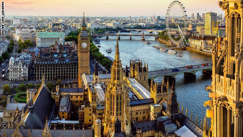 Cestujeme: Svetová metropola Londýn